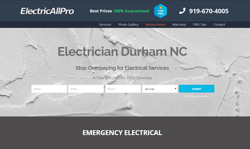 How To Find Durham Electrician School Careers