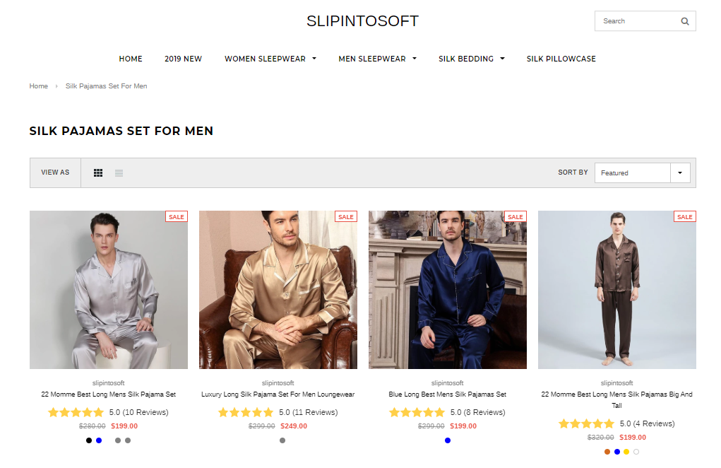 Mens Silk Pajamas Are a Great Way to Relieve and loosen up Stress from the Day