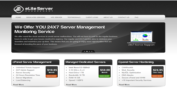 The Benefits Of cpanel server support