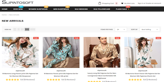 What to look for when buying silk pajamas set for men