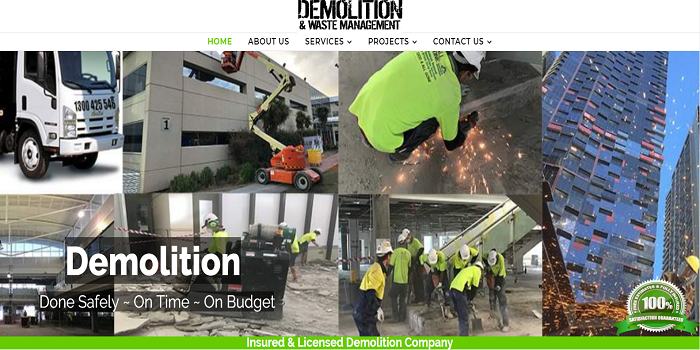 Things you should be aware of About Demolition