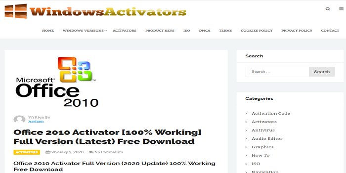 Removewat 2.2.9 Activator Free + Full Download Office 2010 Activator
