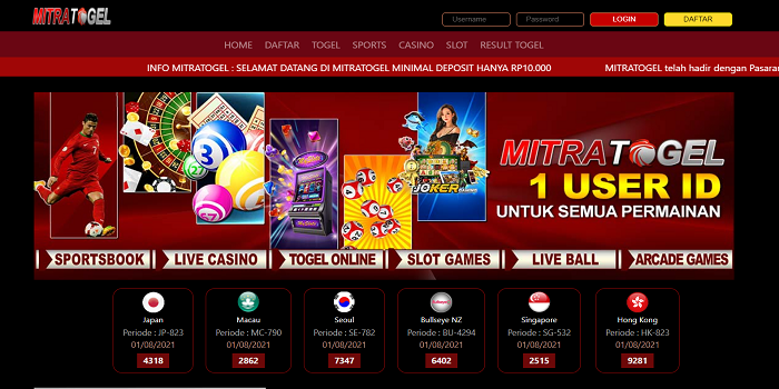 Togel Online K-League Getting Into Groove